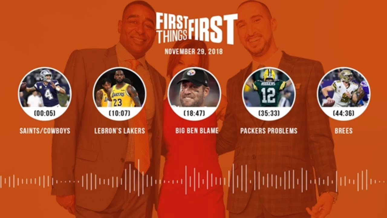 first-things-first-audio-podcast-11-29-18-cris-carter-nick-wright-jenna-wolfe-first-things-first