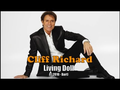 Cliff Richard - Living Doll (Karaoke)