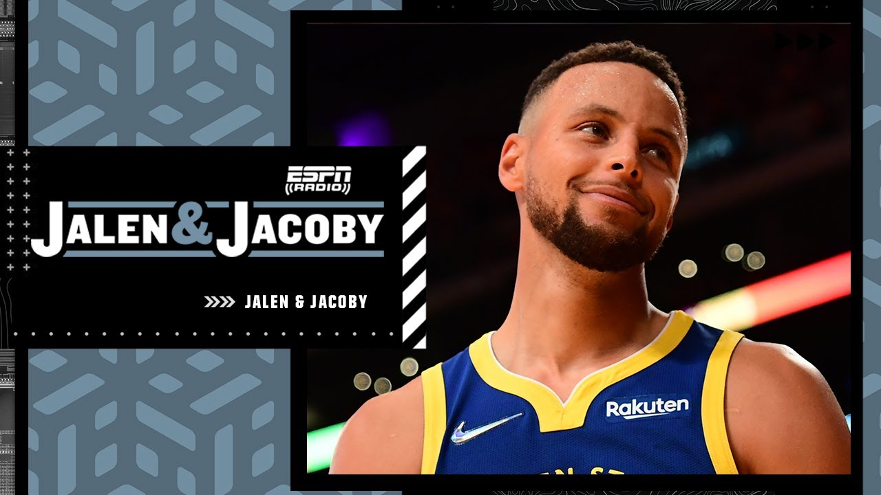Reacting to the Warriors defeating the Lakers on opening night | Jalen & Jacoby - ESPN
