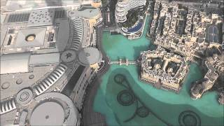 Burj Khalifa - The tallest building in the world [720p]