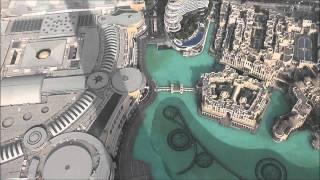 Burj Khalifa - The tallest building in the world [720p]