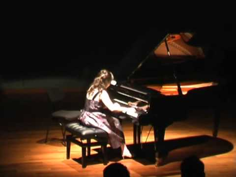 Josephine Koh plays Liszt: Transcendental Etude in F minor