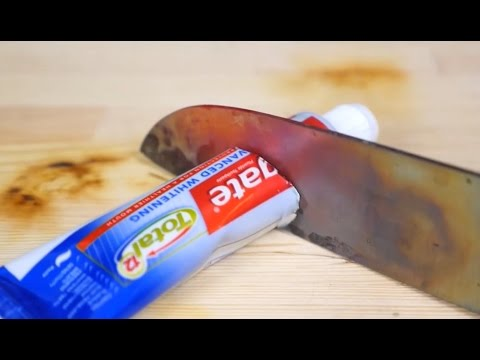 EXPERIMENT Glowing 1000 Degree Knife vs Toothpaste / BEST COMPILATION ~ SATISFYING VIDEO