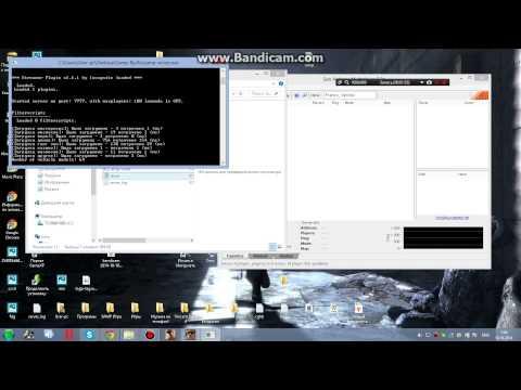 видео: Как скачять готовый сервер на самп 0.3z и дать себе админку