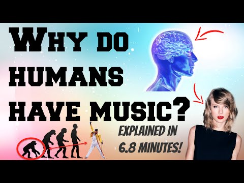 Why Do Humans Have Music? - Explained!