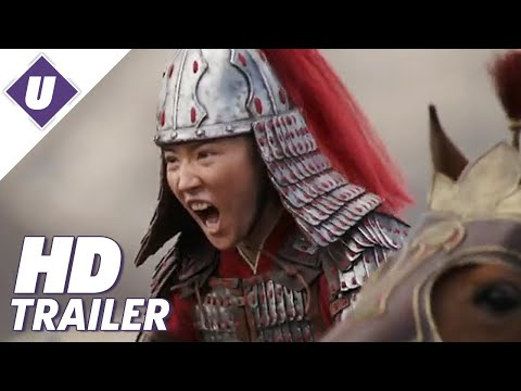 David Kane - Disney's Mulan (2020) - Official Teaser Trailer