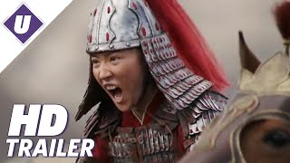 Disney's Mulan (2020) - Official Teaser Trailer