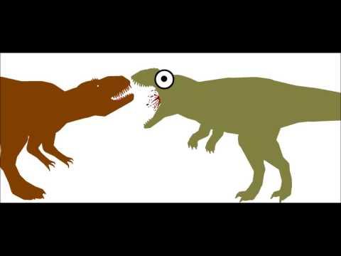 xXSpinosaurus and TyrannosaurusFanXx2k