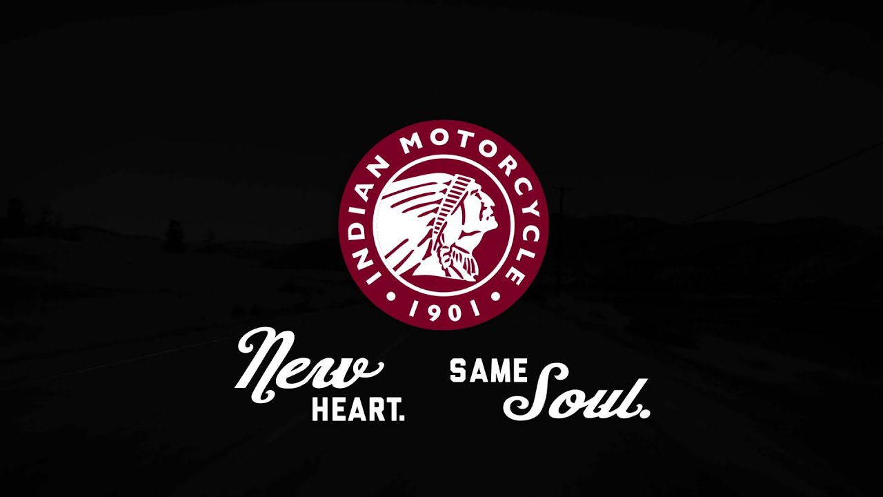 Indian Motorcycle New Heart Same Soul