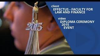Effectus - Dodjela diploma 2015