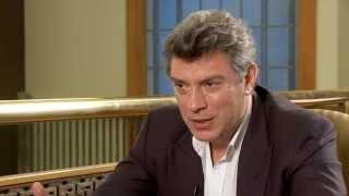 Борис Немцов: Люблю жизнь,но знаю Путина....