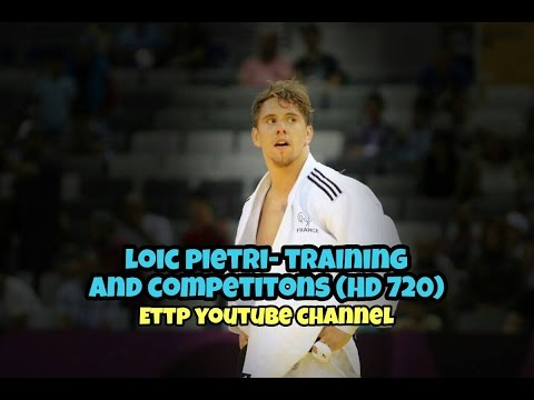 Loic Pietri ► training and competitions |HD 720