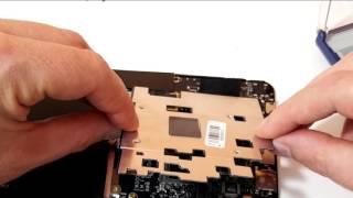 cube i9 Internals, SSD, M.2 4G Slot, Sim Reader & Core M3