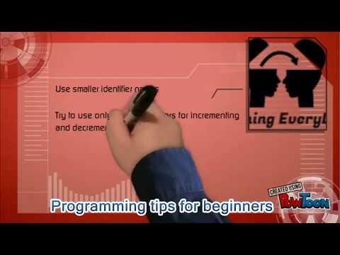 Computer Programming for Beginners | Programming Tips