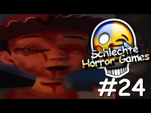 SCHLECHTE HORROR GAMES #24