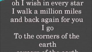 Moe - Corners of The Earth - Lyrics