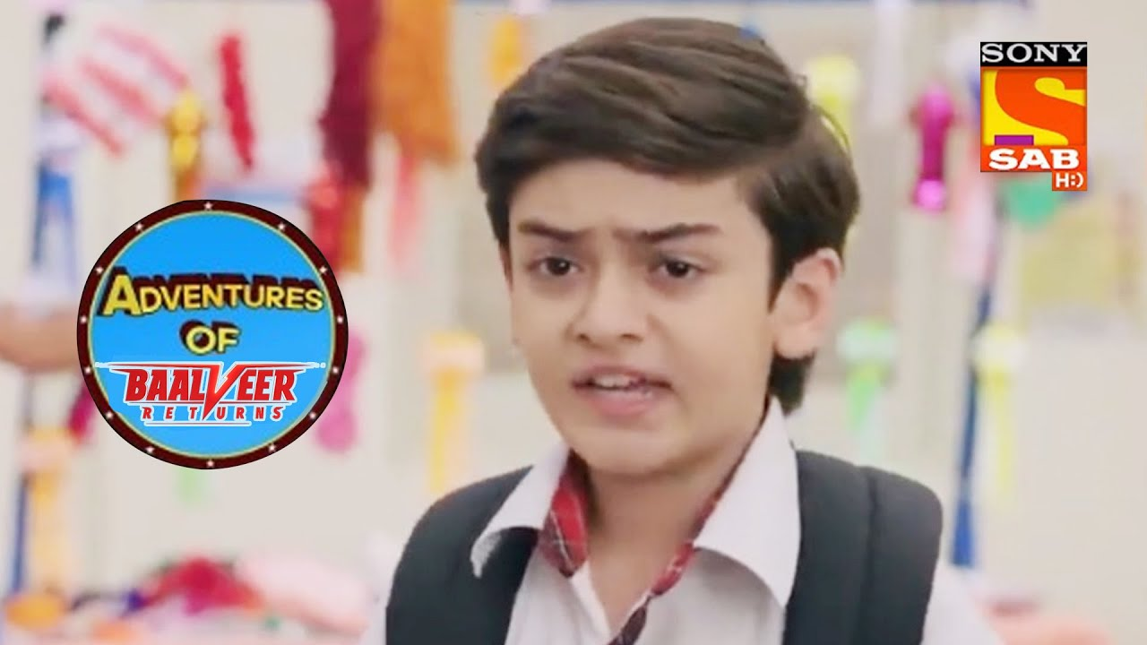 Vivaan Is Suspicious | Adventures Of Baalveer Returns