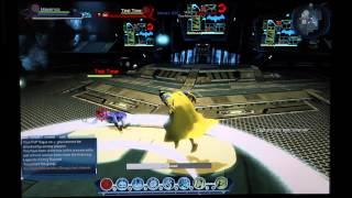 DCUO: Unmasked - Doctor Fate and Felix Faust Legends PvP