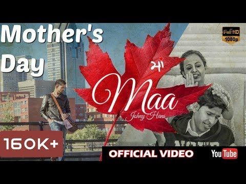 Maa | When A Student Miss His Mother In Canada  |  Punjabi Shayari | Johny Hans 2019