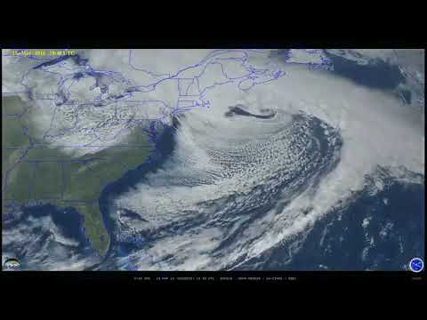 March 2018 Nor'Easters