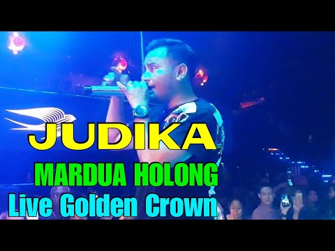 JUDIKA - MARDUA HOLONG | Live Golden Crown