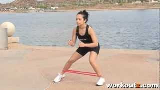 Workoutz.com - How To Do The Crab Walk Exercise