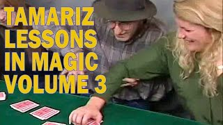 Lessons in Magic Vol 3 - Juan Tamariz