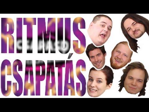 CSAPASD A RITMUST JÁTÉK x PAPLOVAG, VIKTÓRIA, SIRIUS, FUN WITH GEEKS, MÁTÉ