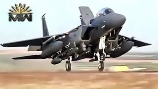 F-15E Strike Eagle ⚔️ US Multirole Strike FIGHTER