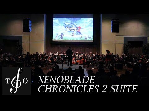 Xenoblade Chronicles 2 — Suite || The Intermission Orchestra: Fall 2018 Concert