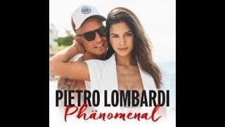 Pietro  Lombardi -  Phänomenal (Lyrics)