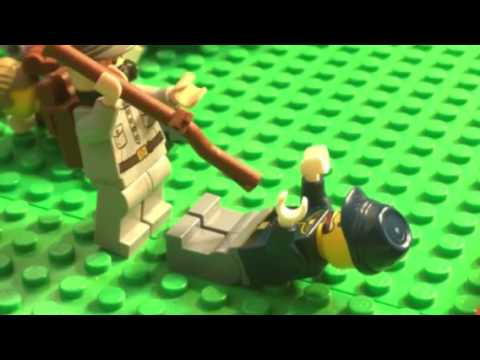Lego American civil war-  first battle of Bull Run