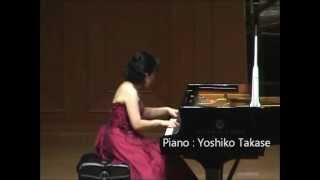 "Yoichi TOGAWA suite""KAZE NO MAI ""for Piano 4th movement (2003) Pian..."