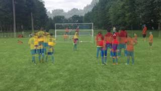 Hansa Soccer Summer Camp Week 3  2016