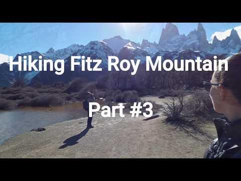 Travel Argentina #13. Hiking Fitz Roy Part #3