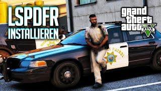 GTA 5 LSPDFR installieren - Tutorial auf Deutsch | Polizei Mod Guide