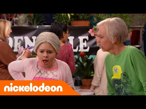 I Thunderman | Billy e Nora anziani | Nickelodeon Italia