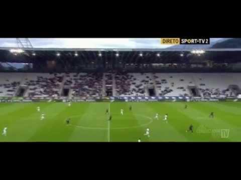 Liga Europa 15/16 3ªPré-eliminatória: SCR Altach 2 vs 1 Vitória SC - Conquistador 1922 TV