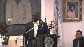 March 16, 2013 Elder Michael Smith-The Death, Burial and Resurrection of Jesus Christ
