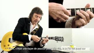 Steve Hackett (Genesis) - Guitare Xtreme #67