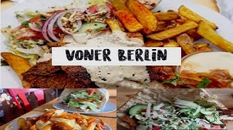 VÖNER - BEST VEGAN DÖNER KEBAB IN BERLIN