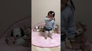 歯っぴぃでん太 ダンスコンテスト 1歳児が踊ってみた.