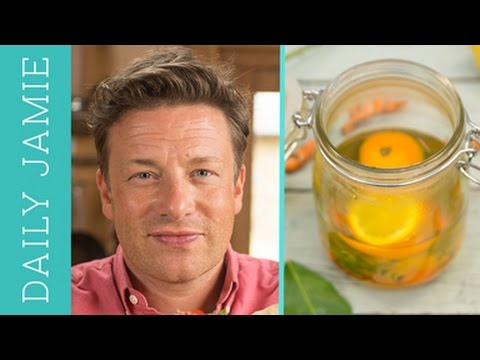 LET'S TALK ABOUT TEA!   Jamie Oliver