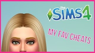 The Sims 4 |  My Fav Cheats