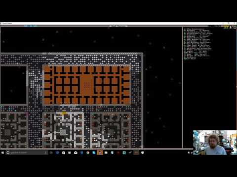 Dwarf Fortress, The Great Library Project Ep: 66 Temple, Tavern, and Hospital!