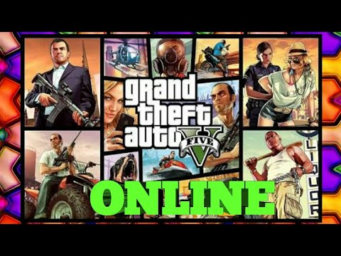 How To Play GTA 5 Online On Any Android Mobile.