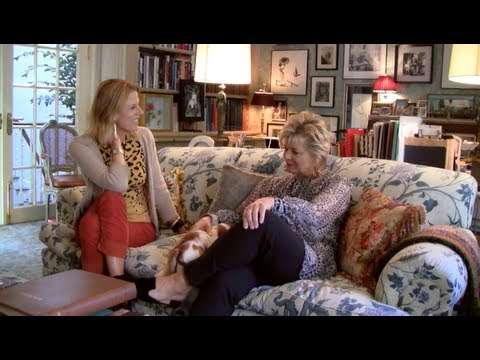 Charlotte Moss at home with charlotte moss - youtube