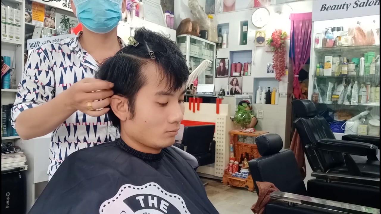 mẫu tóc nam cắt layer và uốn nhẹ – MẪU TÓC Nam SỐ #7   Những kiểu tóc nam dẫn đầu xu hướng