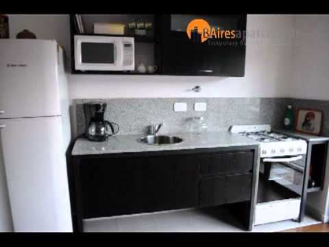 Nicaragua & Fitz Roy V, Buenos Aires Apartments Rental - Palermo Hollywood