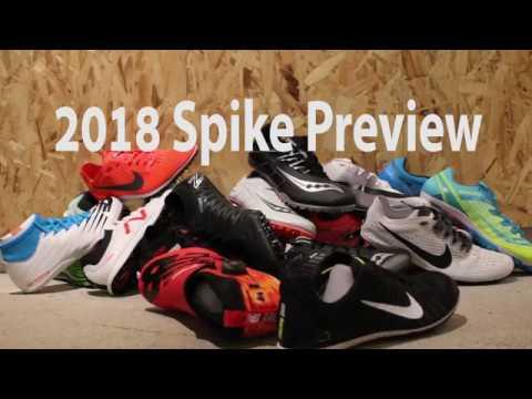 b6e9bdae9eb 2018 Track Spike Overview  Distance
